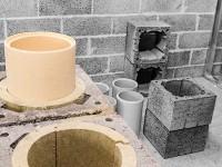 Keramikschornstein Montage - SMMOKS