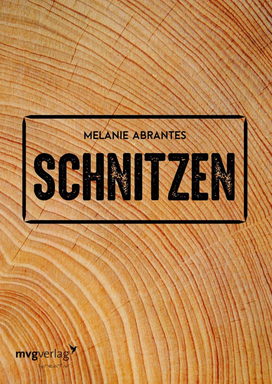 AHA Buch Schnitzen von Melanie Abrantes, Buch