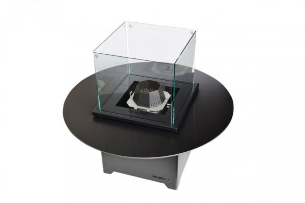 Tischplatte Pelmondo CUBE Ø 90 cm, rund