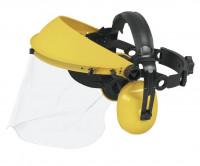 Gehörschutz mit Kunststoffvisier McCulloch, PRO004 - SMMC00057-76-165-04