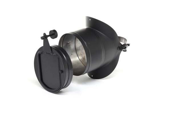 Zugbegrenzer Z150 S OBS gedämpfte Regelscheibe, Querschnitt 150 mm