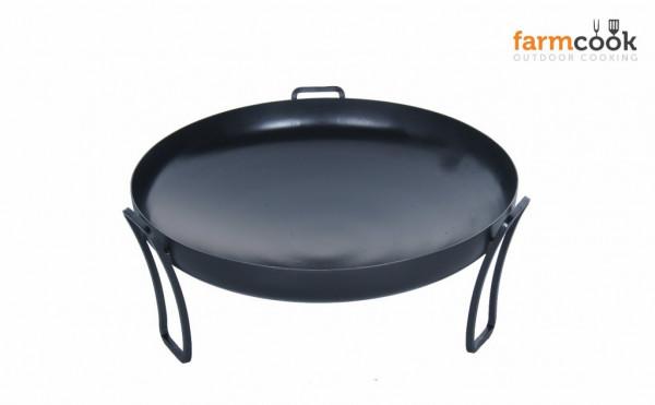 Feuerschale Stahl PAN 39 Farmcook, schwarz