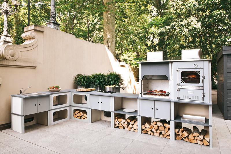 Outdoor Küche Utensilien : Outdoorküche günstig kaufen cafiro®