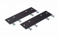 Verbindungsstücke für Dachleitern, Aluminium, anthrazit, starr - SM85572