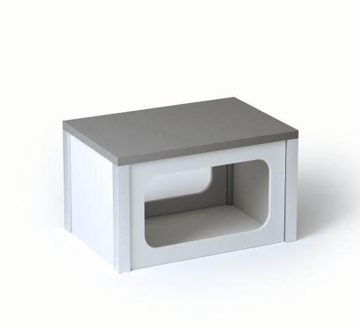 Outdoorküche Palazzetti St. Vincent - Sitzkombination Modul