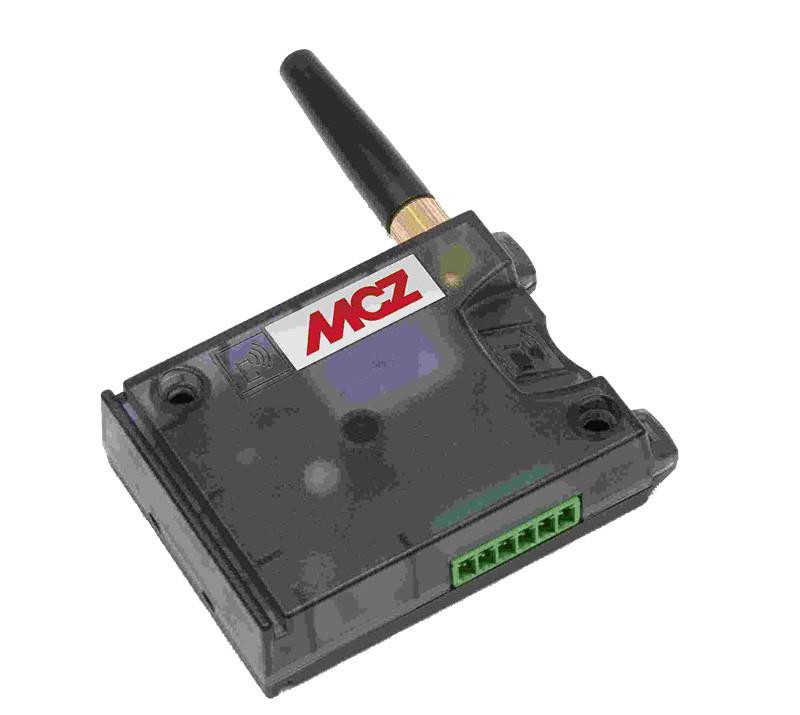GSM Modem MCZ Active+ Pelletöfen