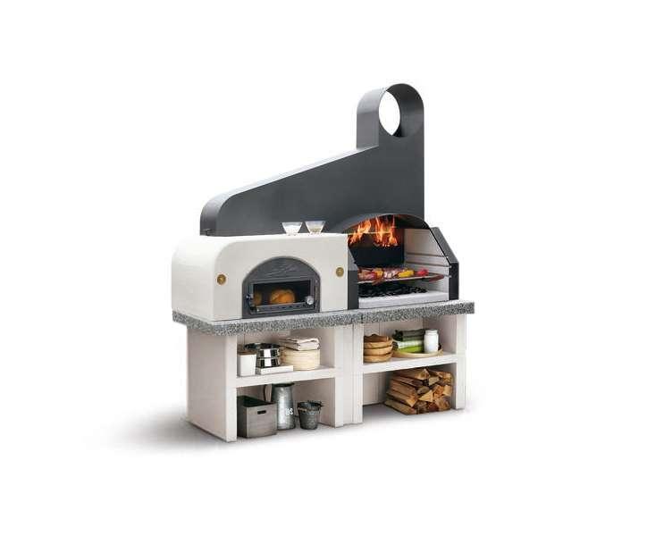 Outdoorküche Zubehör Erfahrungen : Outdoorküche palazzetti maxime grill backofen kaufen cafiro