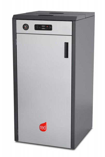 RED Pelletkessel COMPACT 24, 24 kW