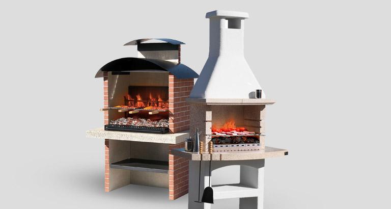 Outdoorküche Edelstahl Reinigen : Grillkamin günstig kaufen cafiro®