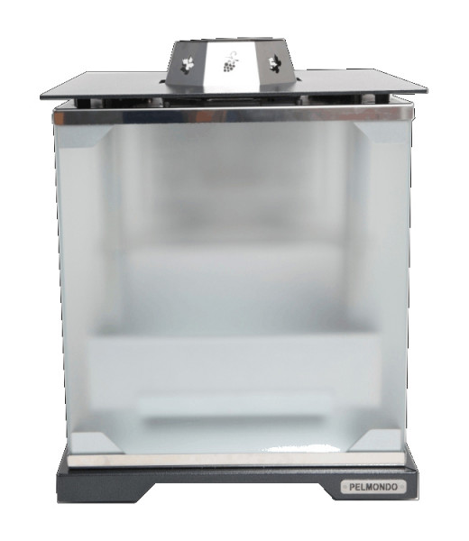 Pellet Feuertisch Pelmondo Cube Kristall Classic Kaufen Cafiro