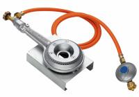 Peetz regelbare Gasheizung 4200 W, inkl. Umbauset Gaskocher - SM90065