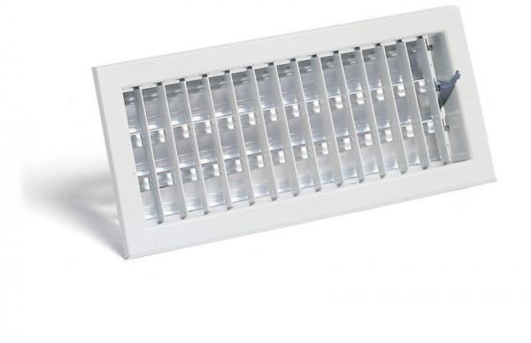 Luftauslass verstellbar für MCZ BOXTHERM Pelleteinsatz, weiß