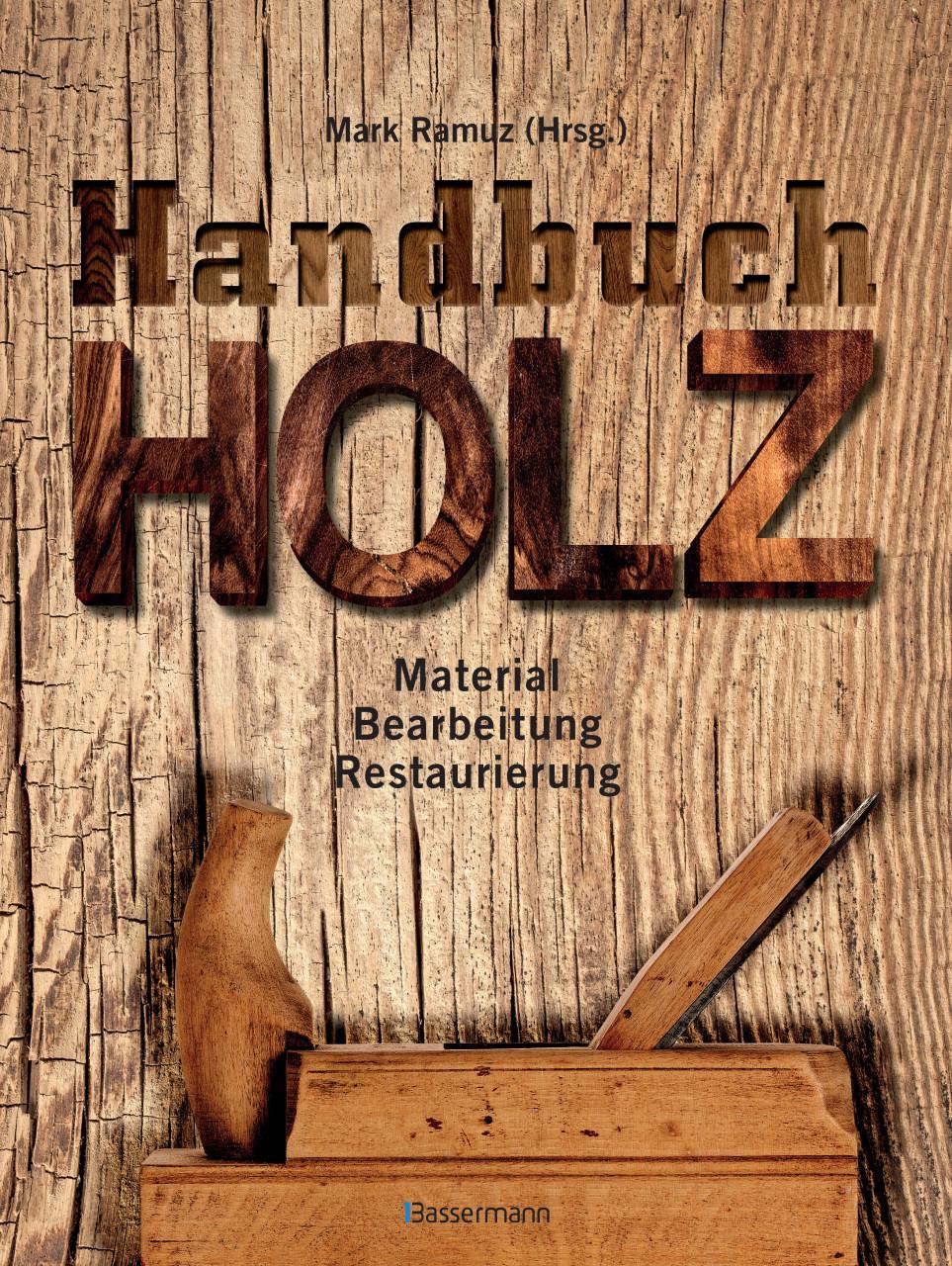 AHA Buch Handbuch Holz von Mark Ramuz, Taschenbuch