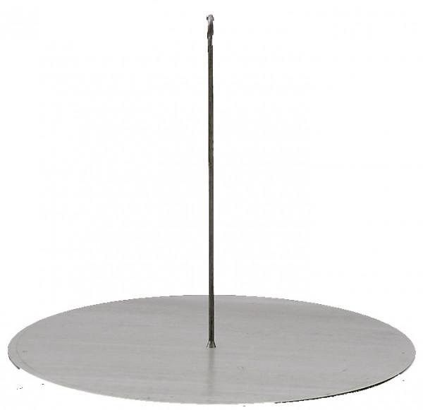 Nielsen Wikingerpfanne, Edelstahl, Ø 50 cm für 600 Serie