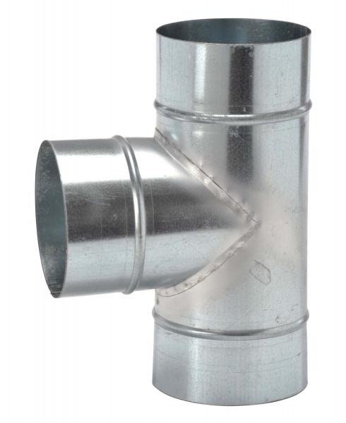 Flexrohr- T-Stück, Ø 125 mm