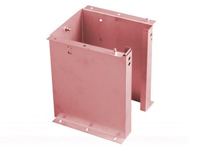 Sockel verstellbar 300-540 mm doppelwandig verkupfert - eka complex D 50