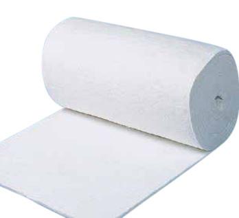 Hochtemperaturfaser Silcawool 120 Papier, 1000 x 1000 x 3 mm