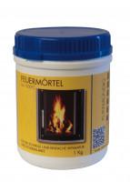 Feuermörtel 0-1,2 mm, 1 kg - SM1100013
