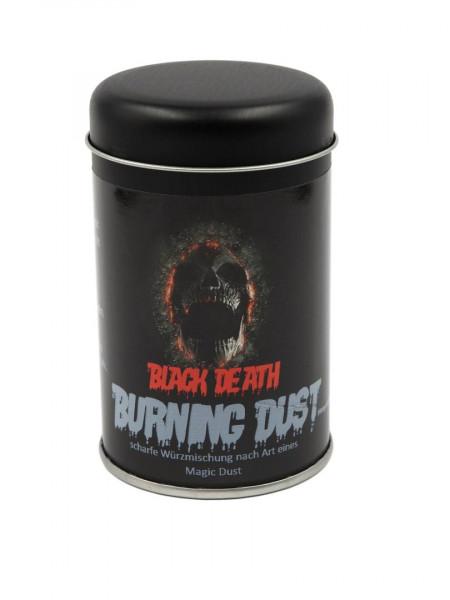 Black Death BURNING DUST 120 g Streuer