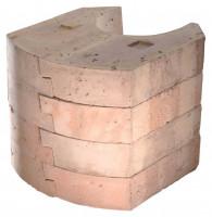 Wärmespeicher 50 kg Kaminofen Olsberg PALENA - SM23-5761.9200