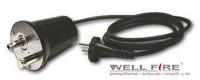 Elektromotor 220 V für Grillspieß von Wellfire - SM21219
