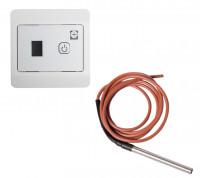 Abgasautomatik EFC18 mit Temperaturfühler - SMEFC18