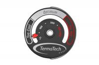Rauchrohr Thermometer mit Magnet - SM92-162