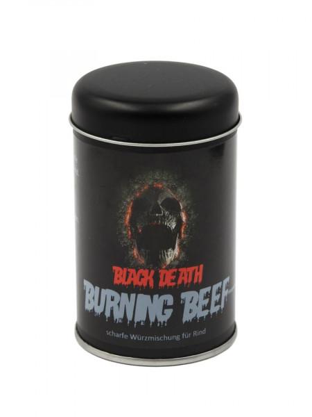 Black Death BURNING BEEF 120 g Streuer