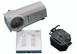 Funkfernsteuerung KW- Rauchsauger INJEKT und DIAJEKT