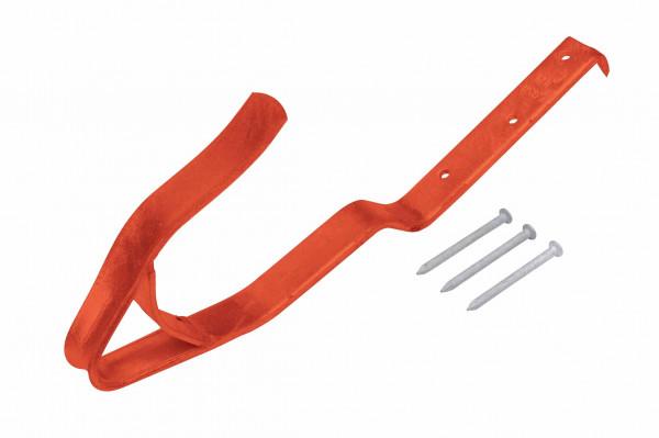 Sicherheitsdachhaken für Dachpfannen- und Biberschwanzeindeckung, kupferbraun beschichtet