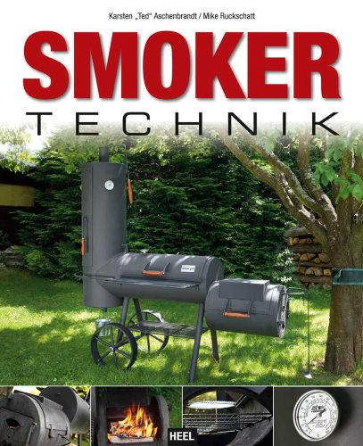 """Smoker-Praxis von Karsten """"Ted"""" Aschenbrandt, Buch"""