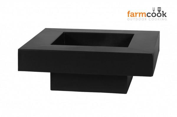 Feuerschale Stahl PAN 5 Farmcook, schwarz