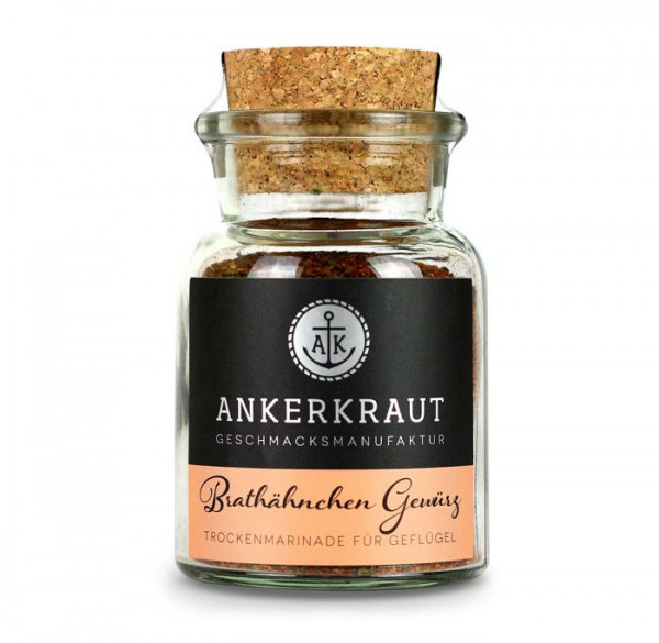 Ankerkraut BBQ Butter Gewürz 100 g im Glas