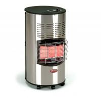 "Burny Infrarot-Terrassenheizer ""SAHARA INOX"" 1,4 - 4,2 kW - SM8400"