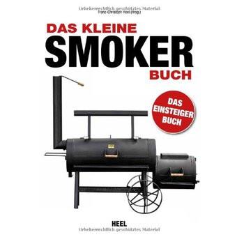 Das kleine Smoker Buch von Franz-Christoph Heel, Taschenbuch