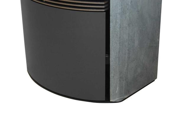 Holzfachtür 360° drehbar grau TermaTech TT20 Modelle