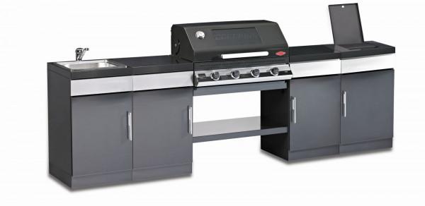 Outdoorküche BeefEater Discovery 1100 E, 4er Modul