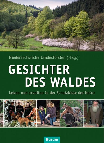 Gesichter des Waldes von Susanne Eilers, Buch