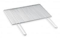 Grillrost verchromter Stahl 68 x 40 cm - SM893620210