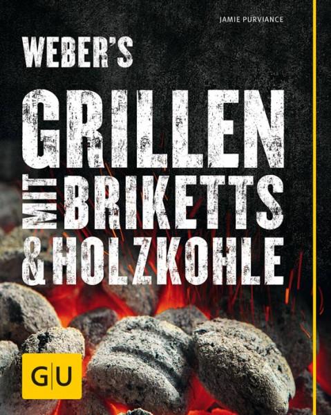 Weber's Grillen mit Briketts, Buch
