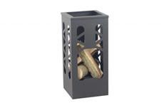 Feuerkorb Stahl PAN 28 Farmcook, schwarz