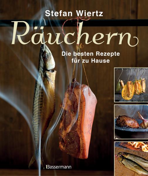 Räuchern - Rezepte für zu Hause, Buch