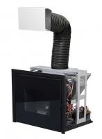 Pelleteinsatz wasserführend MCZ VIVO 80 HYDRO, 16,9 kW - SM5012003