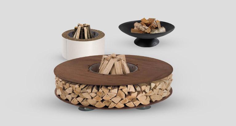 Outdoorküche Klappbar Unterschied : Feuerschale günstig kaufen cafiro®