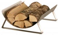 Holzkorb Heibi aus Edelstahl - SM43768