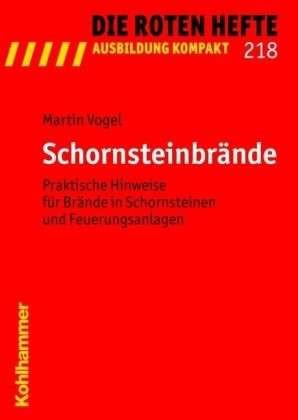 Schornsteinbrände von Martin Vogel, Taschenbuch