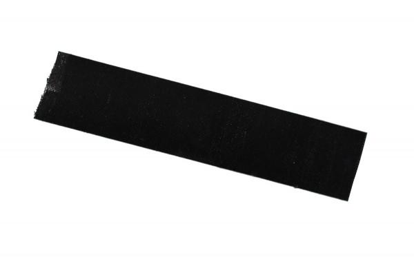 Hitzebeständiges Klebeband 120 x 25 mm, schwarz