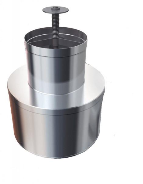 Implosionsklappe IK250 Bausatz, Querschnitt 250 mm