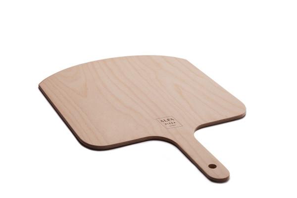 Pizzaschaufel Holz Alfa Pizza