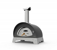 Pizzaofen Edelstahl Alfa Pizza CIAO M - SMFXCM-LGIA-T